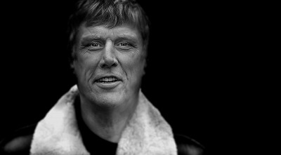Bez from Happy Mondays